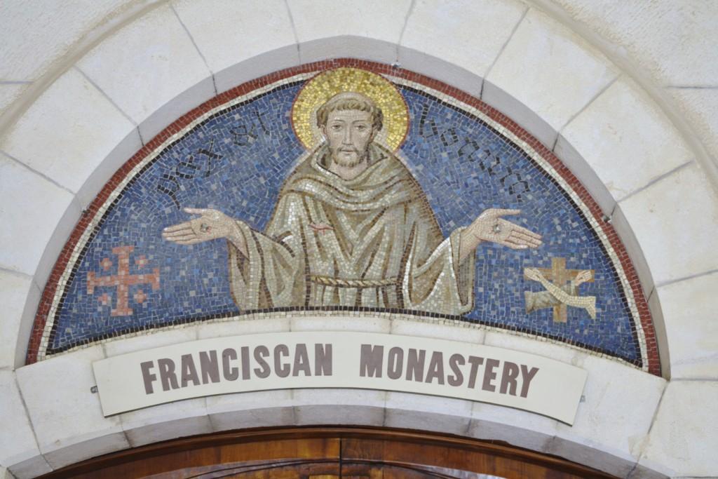 Moasics at Church of the Nativity, Bethlehem